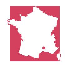 France - Rhône Méridional