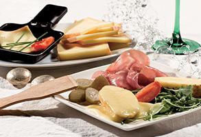 Fondue et raclette